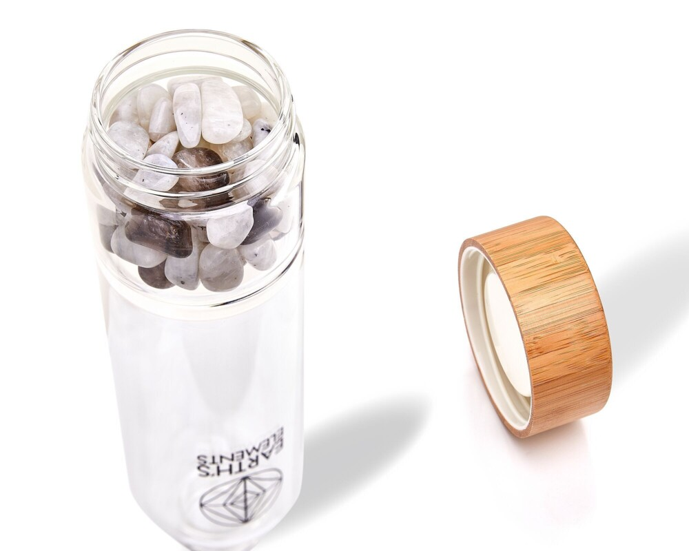 Divine Empowerment Crystal Water Bottle