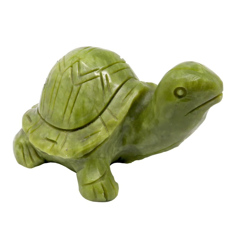 Jade Turtle 6'' L