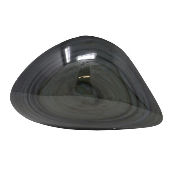 Closeup photo of Rainbow Obsidian Freeform