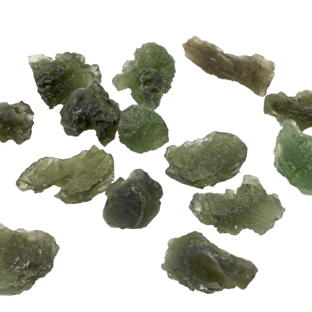Moldavite Tektite Nugget Small (Singles)