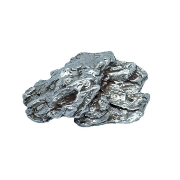 Closeup photo of Campo De Cielo Meteorite Nugget