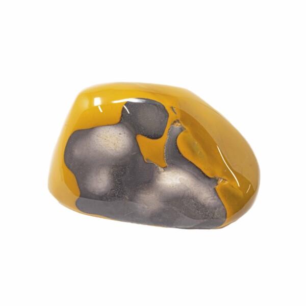 Closeup photo of Mookaite Jasper Therapy Stone