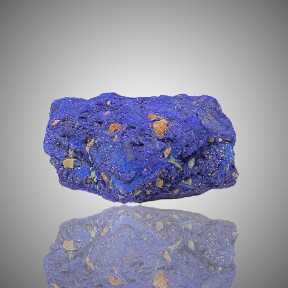 Azurite Malachite Specimen From Morenci, Arizona