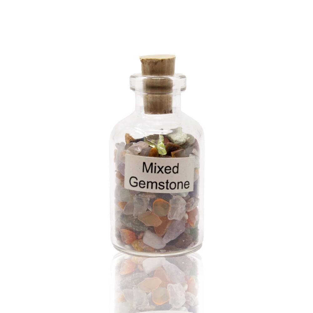 Individual Gemstone Bottle -Mix Gem