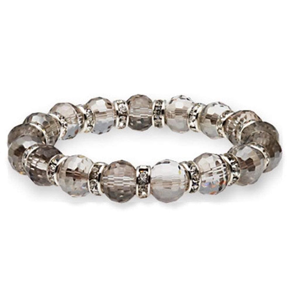 Crystal Bracelet - Greige