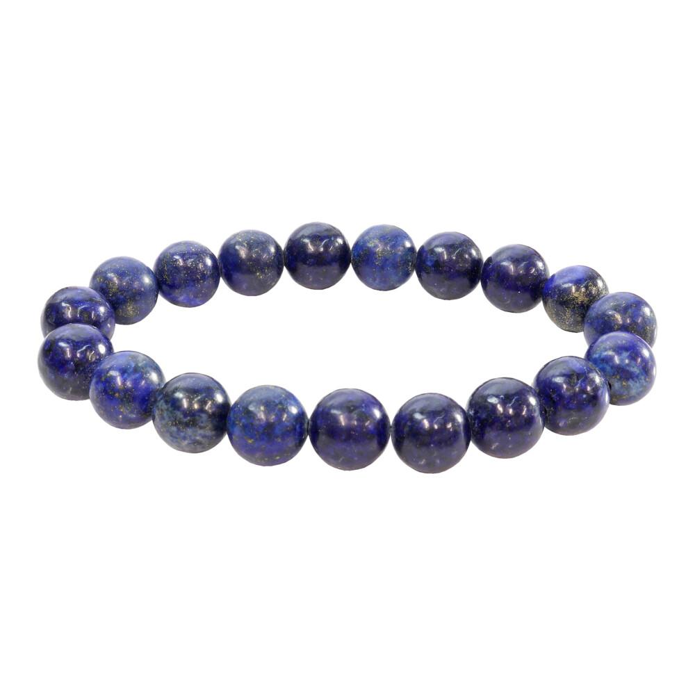 Lapis Lazuli Bracelet 10mm Round
