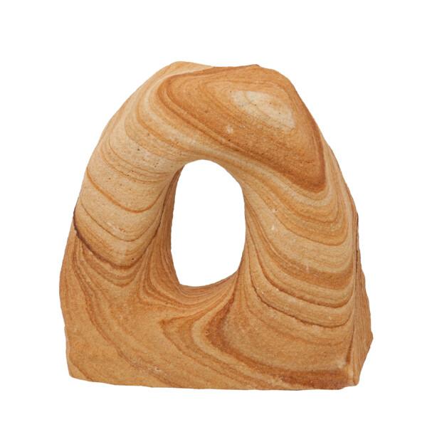 "Closeup photo of 5"" Desert Sandstone Arch"