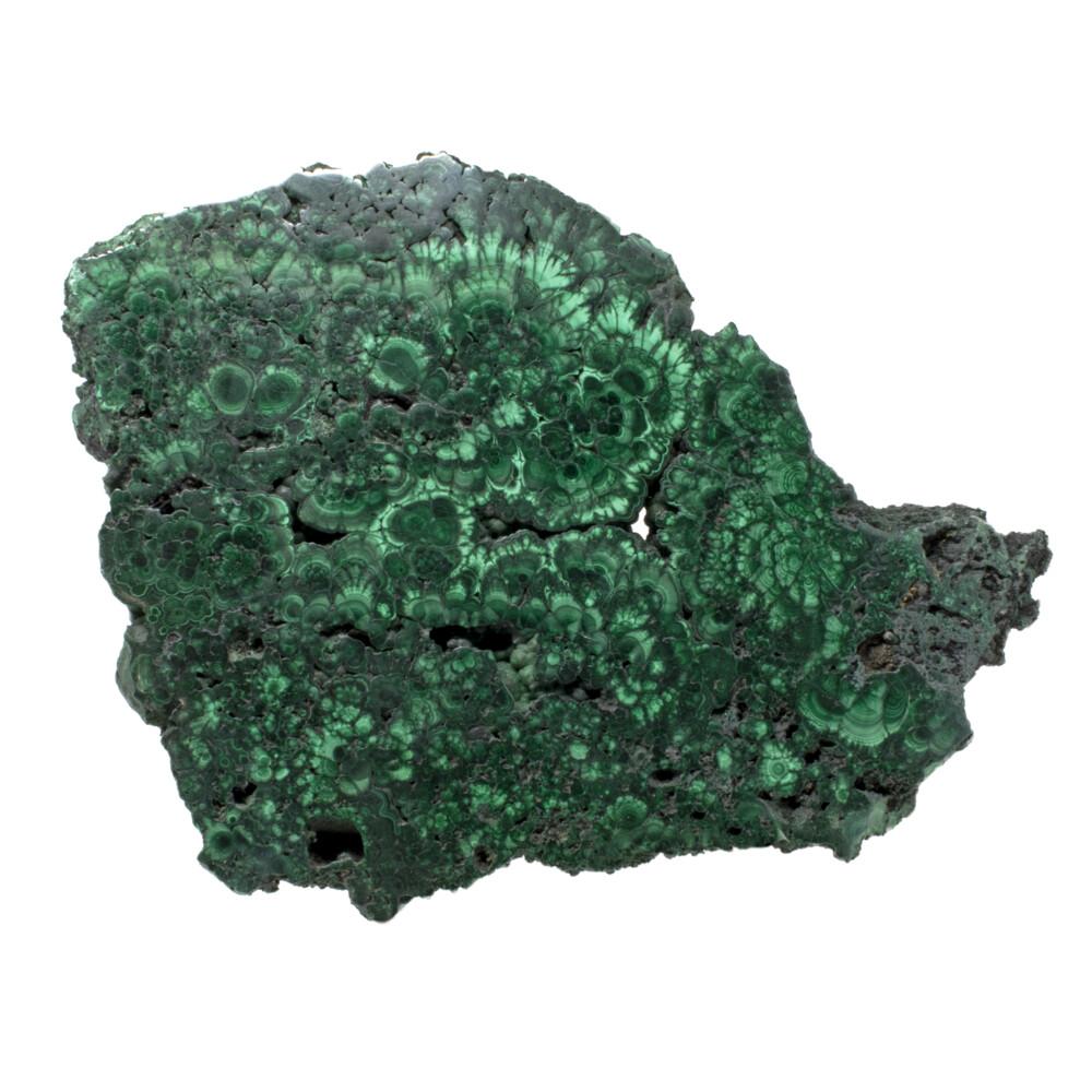 Top Quality 7 Pcs 186 Cts. Malachite Slice Cabochons,Malachite Slice Gemstone,Malachite Slice Loose Stone,Malachite Slice Semi Precious