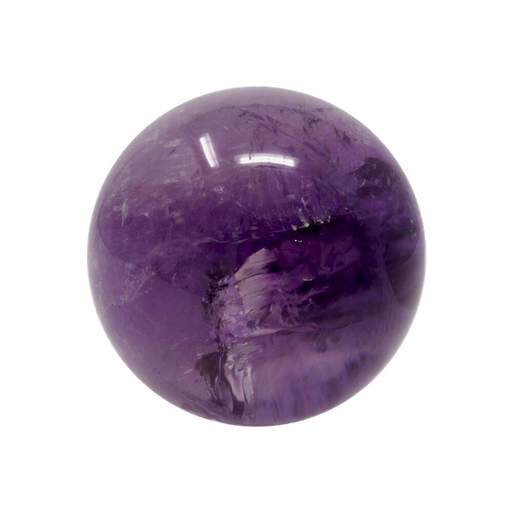 Amethyst Sphere Polished