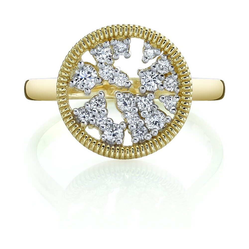 Diamond Celestial Ring
