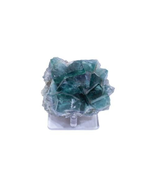 Closeup photo of Fluorite