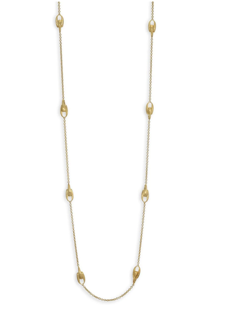 Gold Lucia Necklace