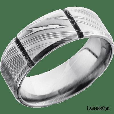 Damascus ring