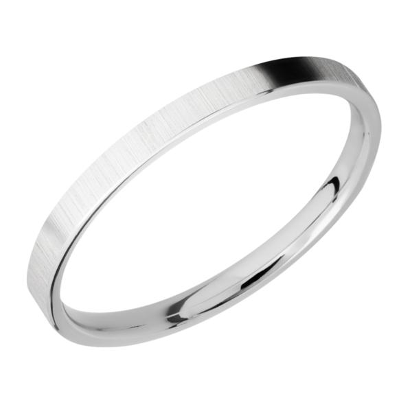 Closeup photo of Cobalt Chrome Ring