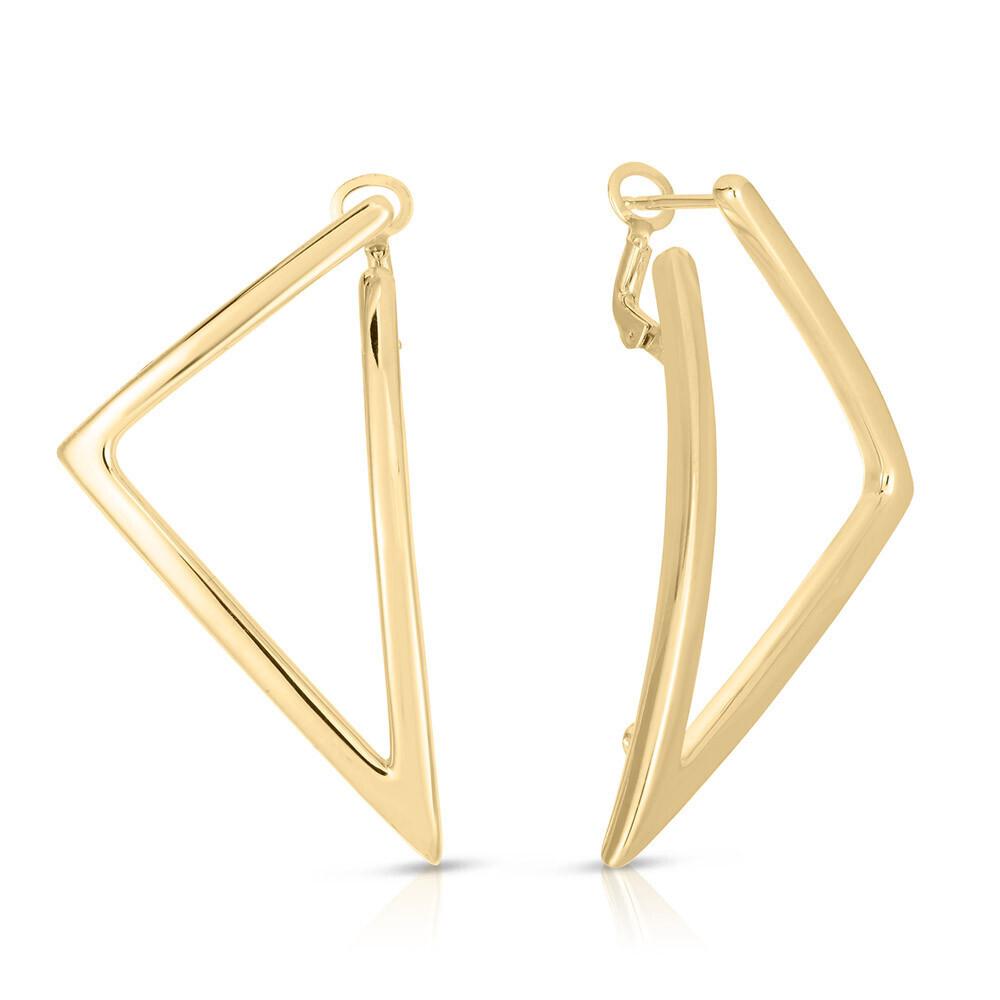 ORO classic earring