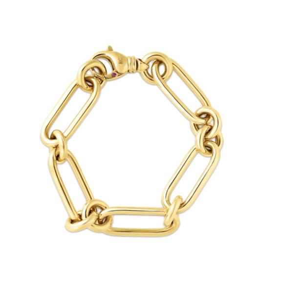 Closeup photo of ORO classic bracelet