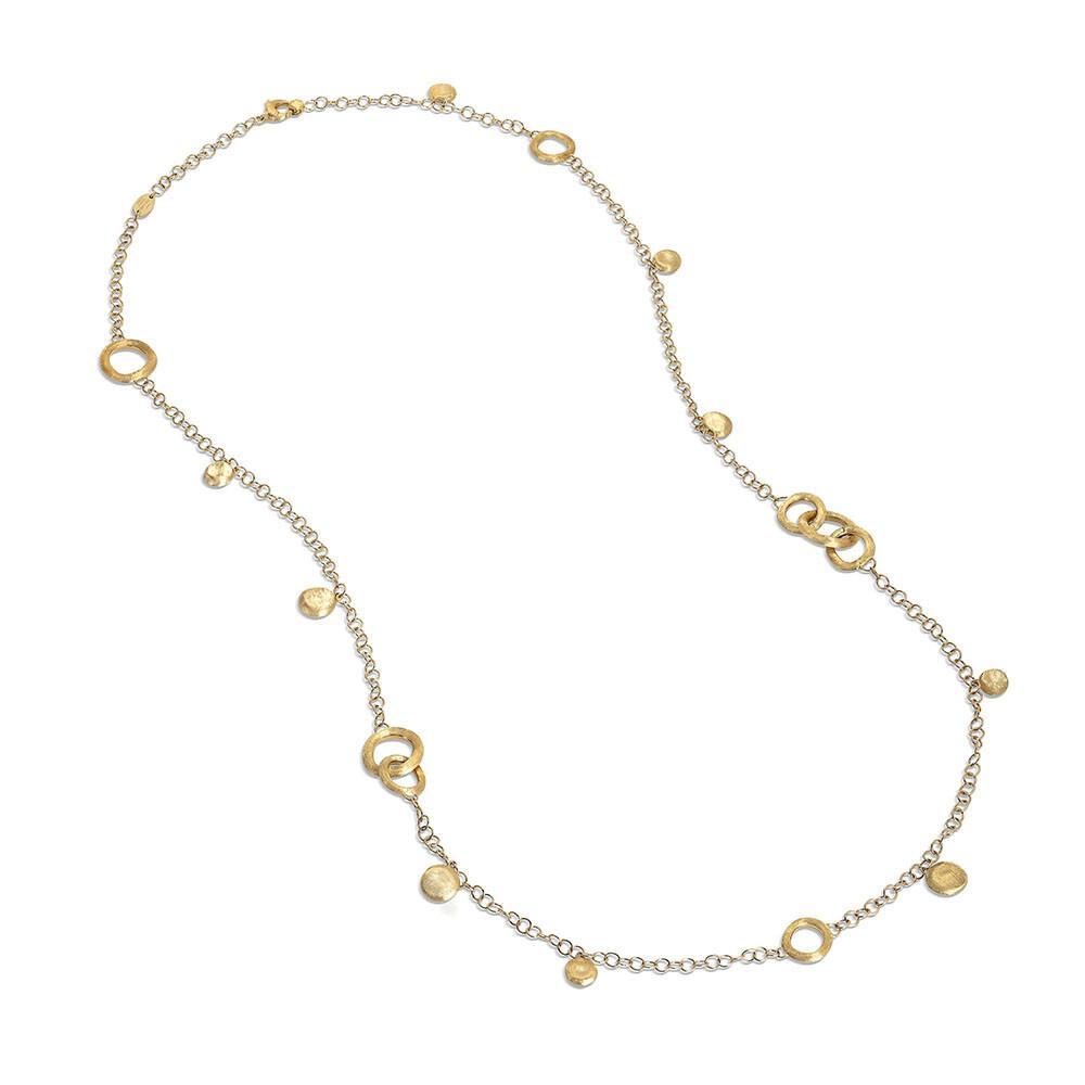 Jaipur Link 18kt Gold Necklace