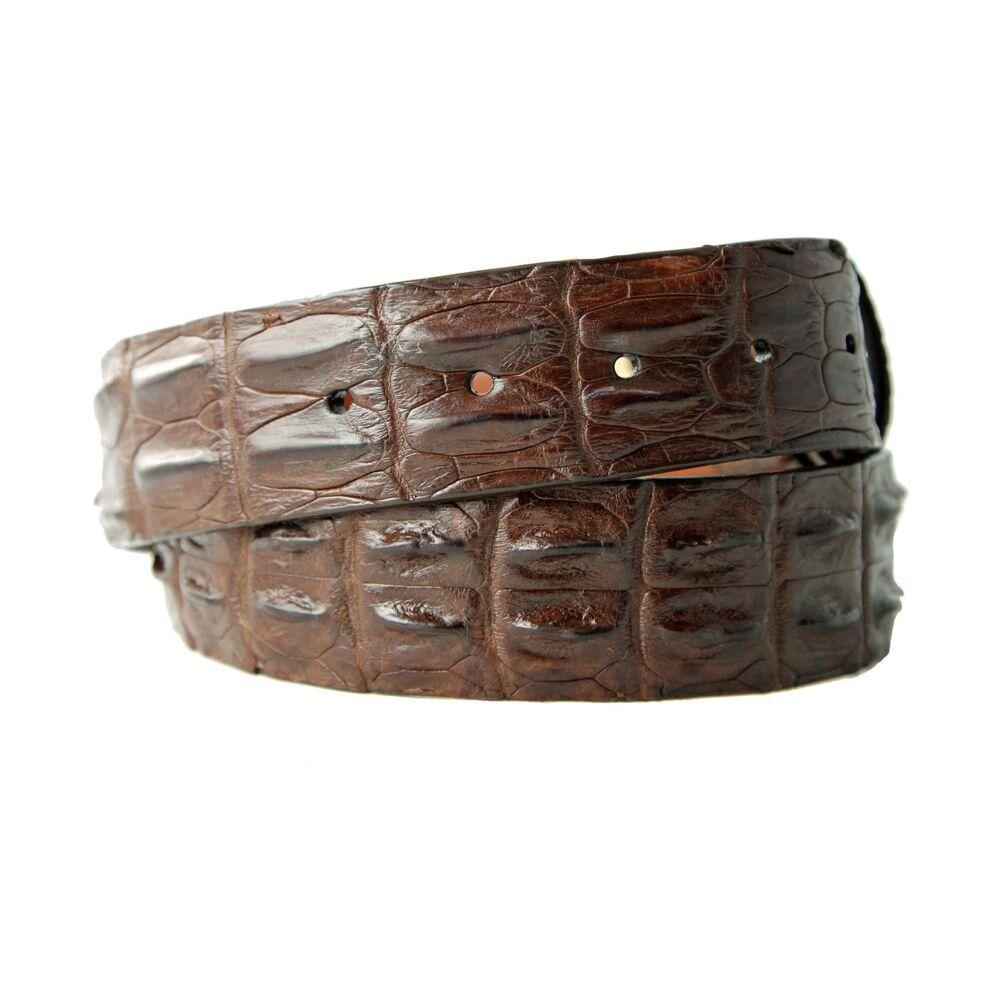 Alligator Belt