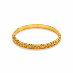 Closeup image for View 18K Yellow Gold Eternity Ring - Size 9 Only By Lanae Fine Jewelry