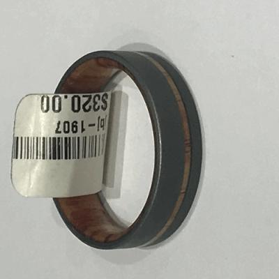 A stunning handpicked Kurtulan Rutilated Quartz Ring by Designer Kurtulan