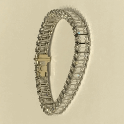 Closeup image for View Narrow Lacey Cuff By Jude Frances