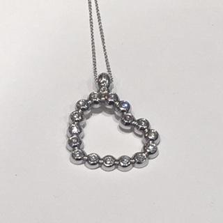 18 karat White Gold and Diamonds 0.20     total carat weight White, 0.82     total carat weight Black Diamonds. Imported. - 02-08-BL03-18