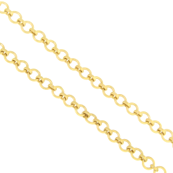 Closeup image for View Classic Round Chain Necklace 33 By Cynthia Ann Jewels