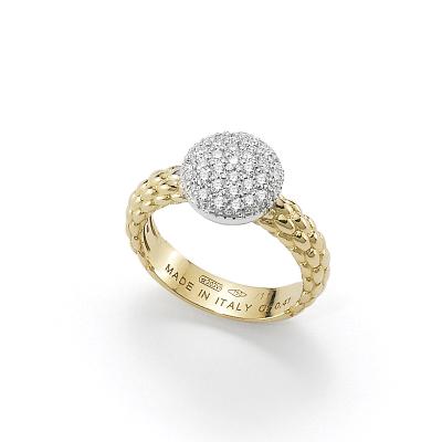 Fope lanae fine jewelry - Anneau de cordage ...