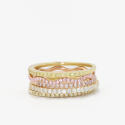 Alternate image 1 for 18K Yellow Gold Eternity Ring - Size 9 Only By Lanae Fine Jewelry