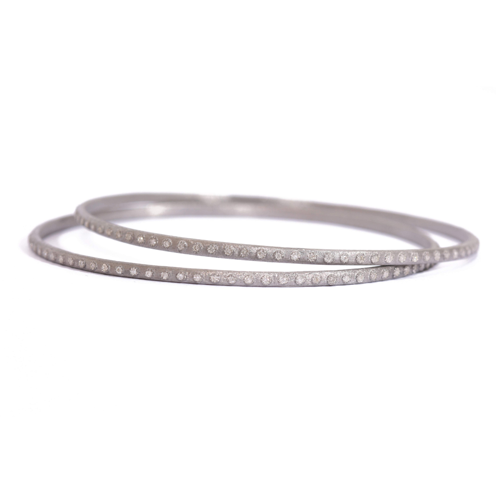 row eternity ef collection wg double diamond bracelet products