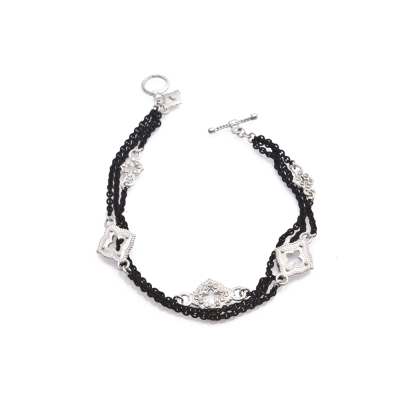 New World sterling silver and blackened sterling silver 7