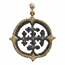 Closeup image for View Toggle Necklace By Armenta