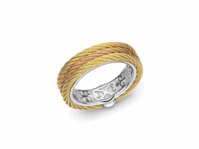 Collection: Sueno Style #: 13716 Description: Sueno 18k yellow gold 4-point artifact ring with white diamonds. Diamond weight - 0.86 ct.Metal: 18k Yellow Gold