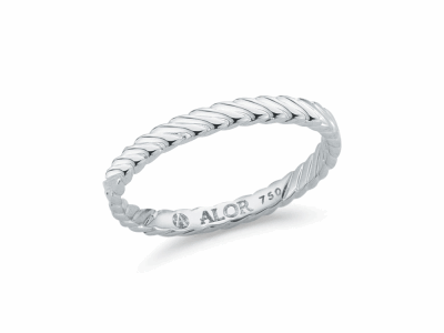 18kt. White Gold. Imported. - 02-08-1002-00