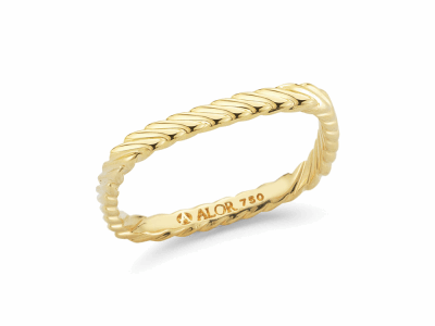 18kt. Yellow Gold. Imported. - 02-07-1004-00