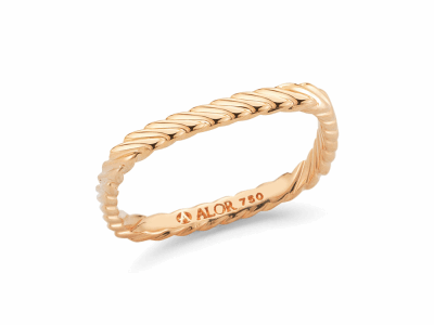 18kt. Rose Gold. Imported. - 02-05-1004-00
