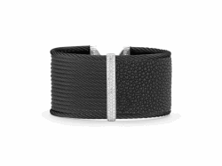 Closeup image for View Narrow Lacey Cuff - B049q-Wdcb-6.5-Y By Jude Frances