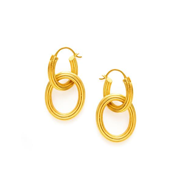 Byzantine 2-In-1 Earring