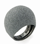 Closeup image for View Provence Small Cushion Stone Quad Ring - R08f15-Mg-Wdcb-Y By Jude Frances