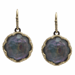 Closeup image for View Crivelli Drop With Opal By Armenta