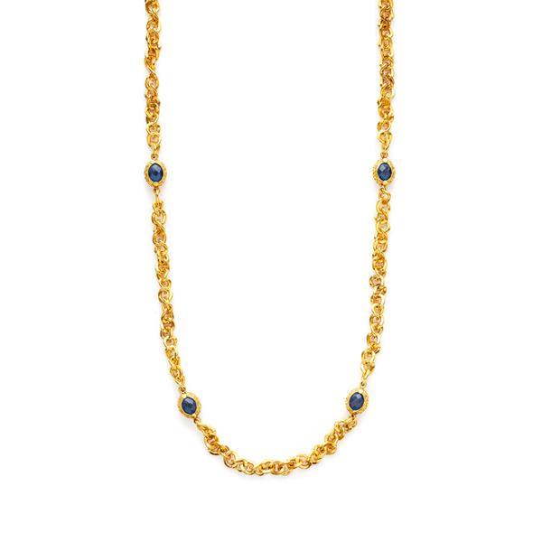 Savannah Station Necklace - alternate