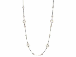 Closeup image for View Encore Multi-Stone Chain By Jude Frances