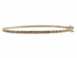 Closeup image for View Champagne Diamond Bracelet - 9638 By Armenta