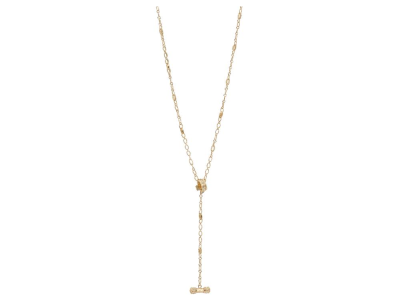 "Collection: SuenoStyle #: 00906Description: 18k Yellow gold 33"" wheat and cable necklace with white diamonds and opals. Diamond Weight .54 ct.Metal: 18k Yellow Gold"
