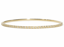Closeup image for View 18K Yellow Gold Bracelet - 06153 By Armenta