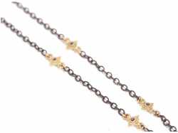 Closeup image for View 18K Yellow Gold Necklace - 06859 By Armenta