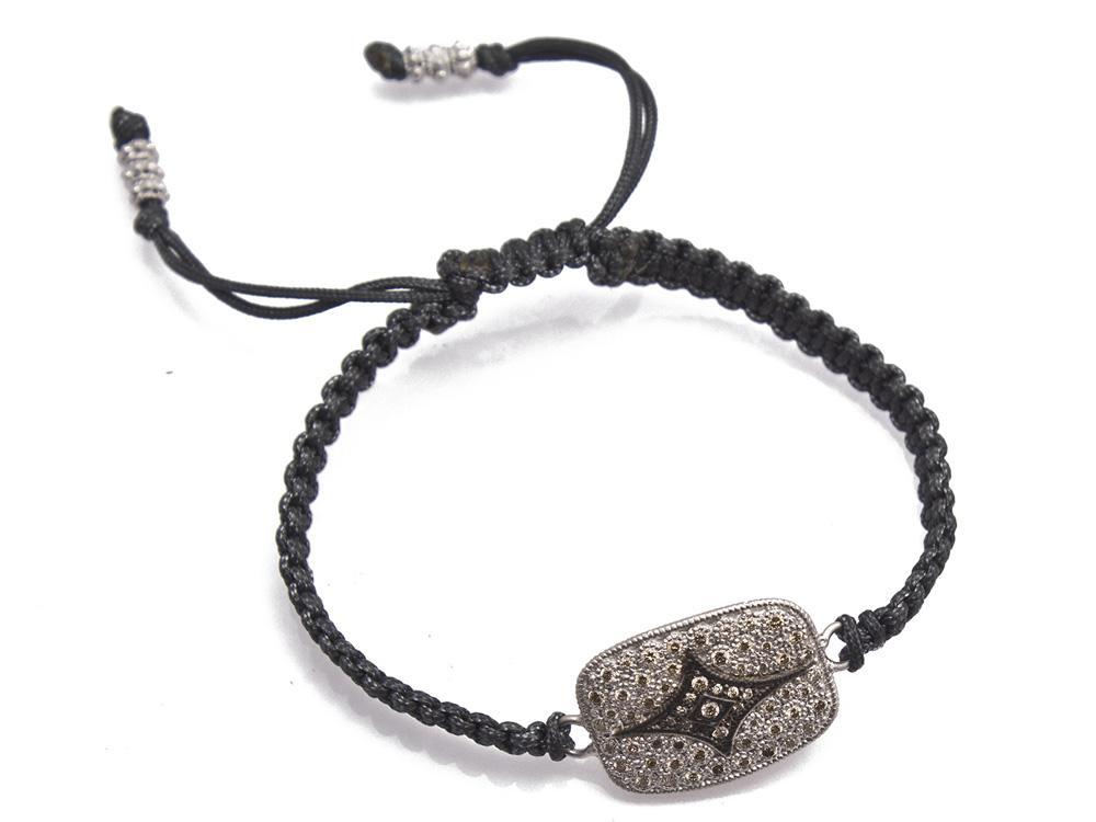 Armenta New World Crivelli Pull Bracelet with Diamonds psyZb