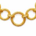 Alternate image 1 for Paradise Large Link Necklace By Julie Vos