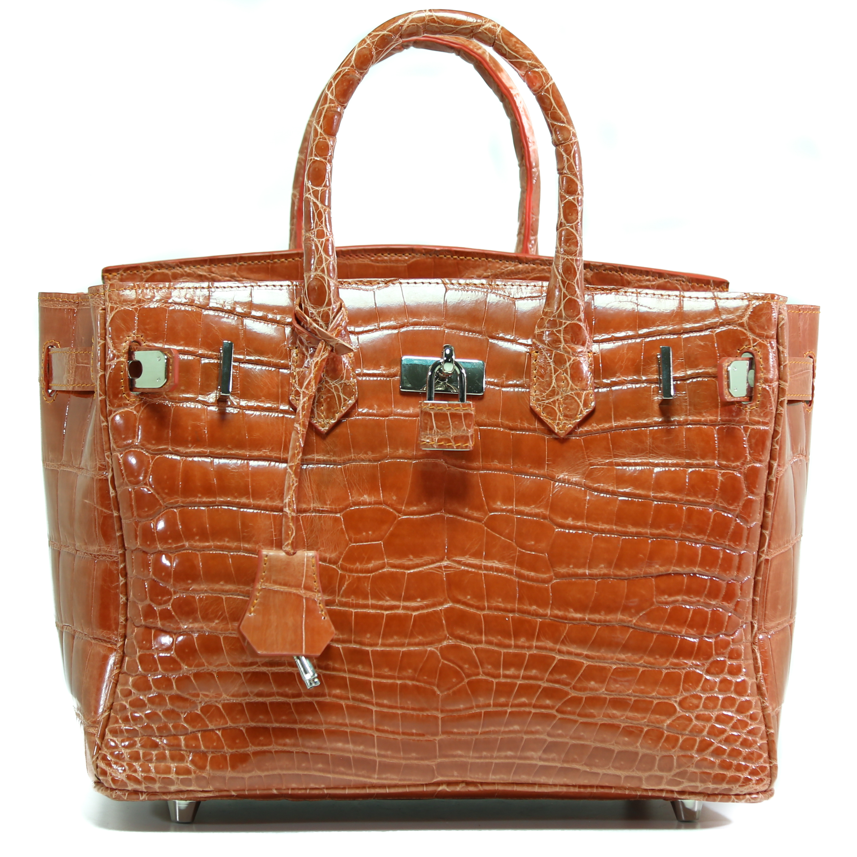 Anna 30 - Orange Saltwater Crocodile - alternate
