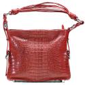Alternate image 1 for Everyday-Red Nile Crocodile Hornback  By Lanae Exotic Handbags
